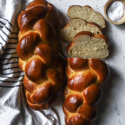 Sourdough Challah Lion S Bread